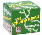 Remington Thunderbolt 22 Long Rifle Ammo 40 Grain LRN Bulk