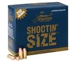 Magtech Shootin' Size 9mm Luger Ammo 115 Grain Full Metal Jacket