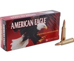 Federal American Eagle 22-250 Remington Ammo 50 Grain Jacketed Hollow Point