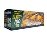 """Remington Heavy Dove & Quail 12 Gauge 2 3/4"""" 1 1/8oz #7.5 Shot VP"""