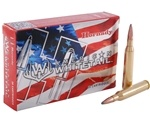 Hornady American Whitetail 7mm-08 Remington Ammo 139 Grain Interlock Spire Point Boat Tail