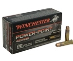 Winchester 42 Max 22 Long Rifle 42 Grain Power-Point