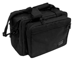 Blackhawk Sportster Deluxe Range Bag Textured Nylon Black