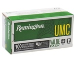 Remington UMC 40 S&W Ammo 180 Grain FMJ Value Pack
