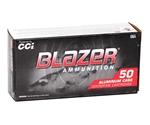 CCI Blazer CleanFire 38 Special 158 Grain +P TMJ