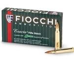 Fiocchi Exacta 223 Remington 69 Grain Sierra MatchKing HP