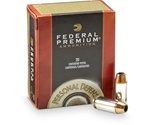 Federal Personal Defense 40 S&W Ammo 180 Grain Hydra-Shok JHP