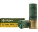 "Remington Express 12 Gauge Ammo 3"" #4 Buckshot 41 Pellets"
