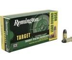 Remington Target 38 Short Colt Ammo 125 Grain LRN