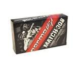 Norma USA 308 Winchester Ammo Match 168 Grain Sierra MatchKing Hollow Point Boat Tail