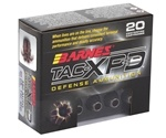 Barnes TAC-XPD 380 ACP Ammo 80 Grain TAC-XP Hollow Point Lead Free