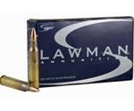 Speer Lawman 5.56x45mm Ammo 55 Grain FMJBT