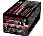 Winchester Varmint HV 17 WSM 20 Grain V-Max