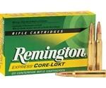 Remington Express 30-06 Springfield Ammo 125 Grain Core-Lokt PSP