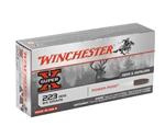 Winchester Super-X 223 Remington 64 Grain Pointed Soft Point