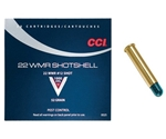 CCI Shotshell 22 WMR Ammo 52 Grain #12 Shot