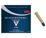 CCI Shotshell 22 WMR Ammo 52 Grain #12 Shot