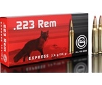 Geco 223 Remington Ammo 55 Grain Full Metal Jacket