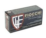 Fiocchi Shooting Dynamics 357 Magnum Ammo 158 Grain Full Metal Jacket