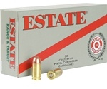 Federal Estate Range 40 S&W Ammo 165 Grain Full Metal Jacket