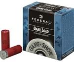 """Federal Game-Shok Field Load Ammo 16 Gauge 2-3/4"""" 1 oz #6 Shot Ammunition"""