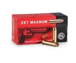 Geco 357 Magnum Ammo 158 Grain Jacketed Hollow Point