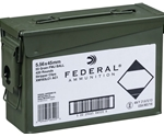 Federal American Eagle 5.56x45mm Ammo 55 Gr FMJ 420 Rds on Clips