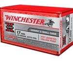 Winchester Super-X 17 HMR 20 Grain XTP JHP