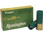 """Remington Slugger HV 12 Gauge Ammo 3"""" 7/8oz Foster Style Slug"""