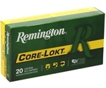Remington Express  308 Winchester 180 Grain Core-Lokt Soft Point