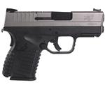 "Springfield Armory XDS XDS93345S BiTone 3.3"" .45 ACP Gun"