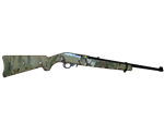 Ruger 10/22 Rifle 22LR Multi Camo 10 Rounds Blued Finish