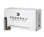 Federal 38 Special Ammo 158 Grain Lead Semi-Wadcutter