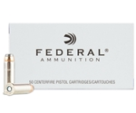 Federal 38 Special Ammo 125 Grain +P Hi-Shok Jacketed Hollow Point
