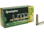 Remington HTP 38 Special Ammo +P 110 Grain Semi JHP