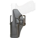 Blackhawk Glock 42 Serpa Left Hand Concealment Holster in Black Matte Finish