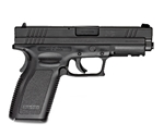 Springfield XD-45 Police Trade-In 45 ACP Semi-Auto Handgun 13 Rd