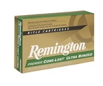 Remington Premier 308 Winchester 150 Grain Core-Lokt Ultra Bonded