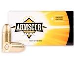 Armscor USA 32 ACP Auto Ammo 72 Grain Full Metal Jacket