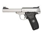 Smith & Wesson SW22 Victory Semi Auto Handgun 22 LR 10 Rounds Stainless Steel Finish