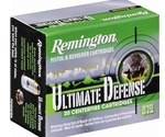 Remington Ultimate Defense 45 ACP Auto 230 Grain Brass JHP