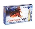 Federal American Eagle 5.56mm NATO 55 Grain Full Metal Jacket