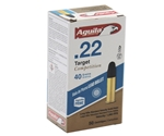 Aguila Target 22 LR Ammo 40 Grain Standard Velocity Soft Point