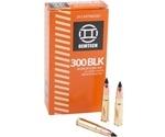 Gemtech Ammunition 300 AAC Blackout Ammo 187 Grain Subsonic Polymer Tip