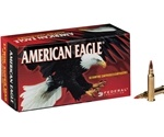 Federal American Eagle 17 WSM Ammo 20 Grain Tipped Varmint