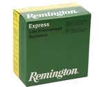 "Remington LE 12 Gauge Ammo 2-3/4"" 00 Buckshot 9 Pellets"