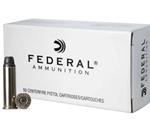 Federal LE 38 Special Ammo 158 Grain +P Lead Semi-Wadcutter