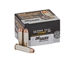 Sig Sauer Elite Performance 357 Magnum Auto Ammo 125 Grain V-Crown Jacketed Hollow Point