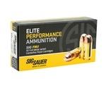 Sig Sauer Elite Performance 10mm Auto Ammo 180 Grain Full Metal Jacket