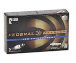 """Federal Law Enforcement 12 Gauge Ammo 2-3/4"""" Tactical TruBall Slug"""